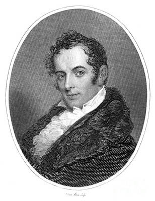 Wesley Jarvis Photograph - Washington Irving by Granger