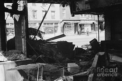 Photograph - Washington: Riots, 1968 by Granger