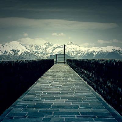 Way To Heaven Art Print by Joana Kruse