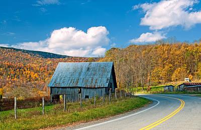 Autumn Photograph - West Virginia Wandering 6 by Steve Harrington