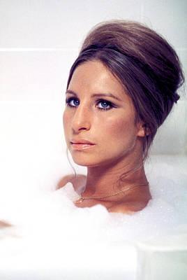 Whats Up, Doc, Barbra Streisand, 1972 Print by Everett