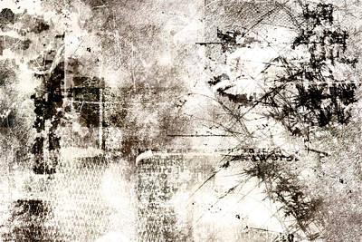 Whiteout Art Print
