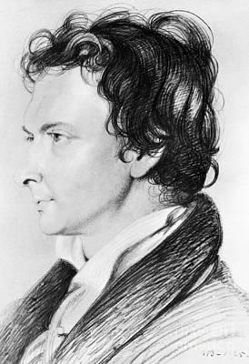 William Hazlitt (1778-1830) Print by Granger