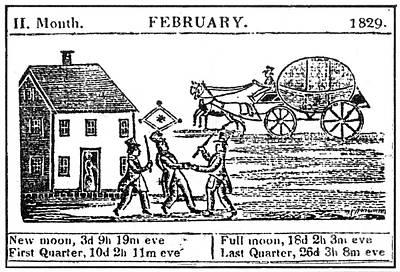 William Morgan (1774-1826) Print by Granger
