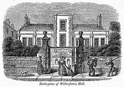 William Wilberforce Art Print