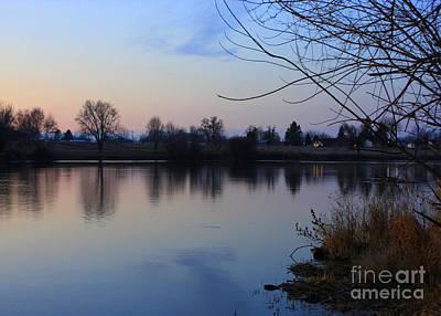 Photograph - Winter Calm by Carol Groenen