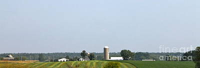 Photograph - Wisconsin Scene by Pamela Walrath
