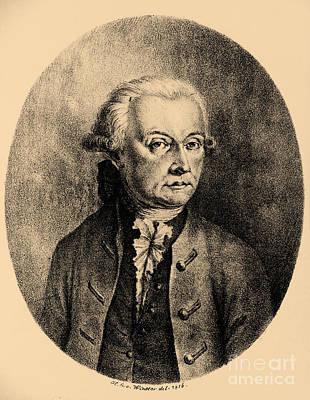Wolfgang Amadeus Mozart, Austrian Art Print by Photo Researchers, Inc.