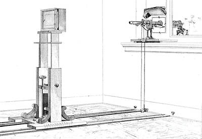Woodwards Photomicrography Apparatus Art Print by Science Source