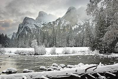 Yosemite National Park, California, Usa Print by Robert Brown