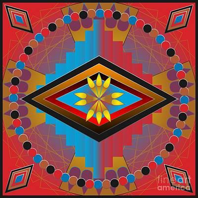 Digital Art - Yuma 2012 by Kathryn Strick