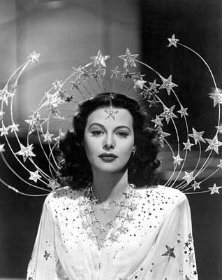 Ziegfeld Girl, Hedy Lamarr, 1941 Art Print