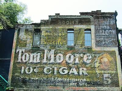 Photograph - 10 Cent Cigar by Todd Sherlock