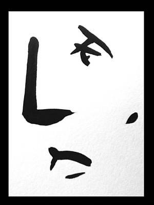 10 Lines Print by Bert Eelen