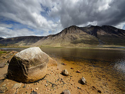 Y120831 Photograph - Loch Etive by Best Light Images