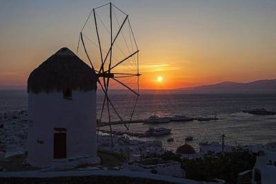 Mykonos Photograph - Mykonos by Joana Kruse