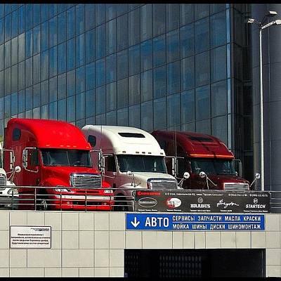 Truck Photograph - #travel #travelingram #mytravelgram by Tommy Tjahjono