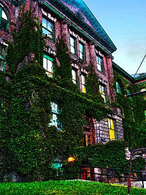 Photograph - 10 Years Ago Toronto-13 by Rezzan Erguvan-Onal