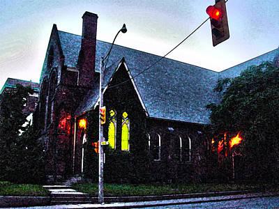 Photograph - 10 Years Ago Toronto-17 by Rezzan Erguvan-Onal