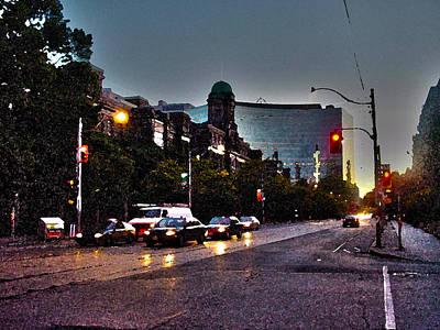 Photograph - 10 Years Ago Toronto-18 by Rezzan Erguvan-Onal
