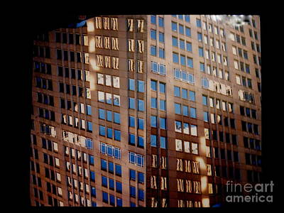 Photograph - 1000 Windows by Leela Arnet