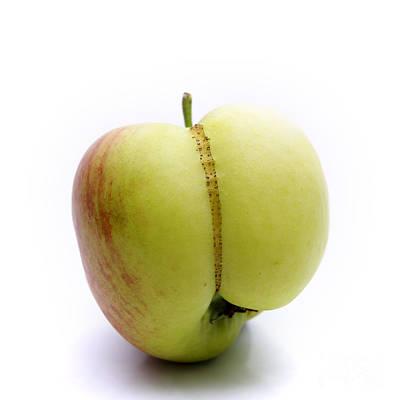 Apple Art Print by Bernard Jaubert