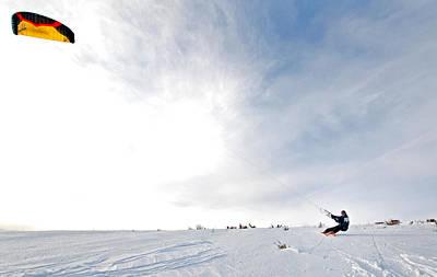 Art History Meets Fashion Rights Managed Images - Kite Ski Royalty-Free Image by Elijah Weber