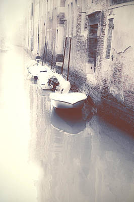 Old House Photograph - Venezia by Joana Kruse