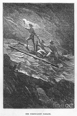 Verne: Journey Art Print by Granger