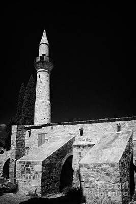 11th Century Touzla Mosque In Larnaca Republic Of Cyprus Art Print by Joe Fox