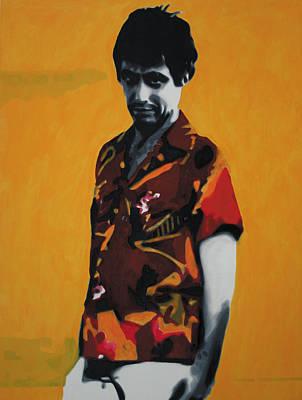 - Scarface - Art Print by Luis Ludzska