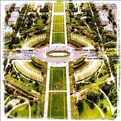 Cityscape Photograph - Paris by Luisa Azzolini