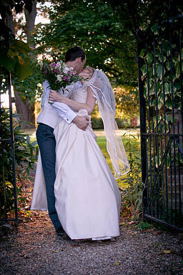 Photograph - Samandamywedding by Chris Boulton