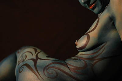 Nude Photograph - Anne by RoByn Thompson