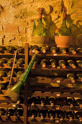 Wine Cellar Photograph - 1391 by John Galbo