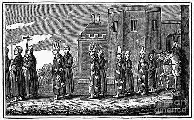 Spanish Inquisition Photograph - Spanish Inquisition by Granger