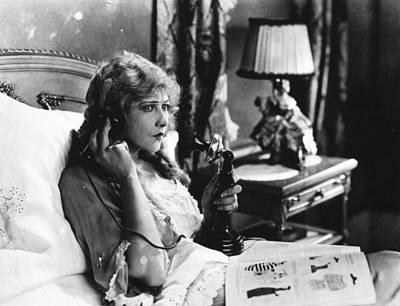 Film Still: Telephones Art Print by Granger