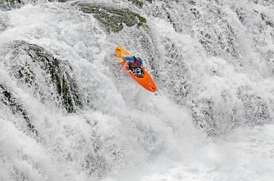 Achieving - Kayak by Elijah Weber