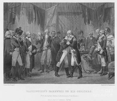 Alonzo Photograph - George Washington by Granger