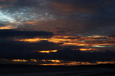 Photograph - Bournemouth Sunset by Chris Day