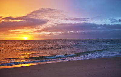 Beach Landscape Photograph - Untitled by Betsy Knapp