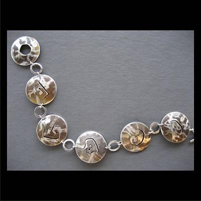 Jewelry - 174 Round Torchfire by Brenda Berdnik