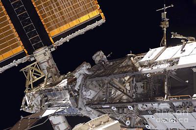 Studio Graphika Literature - Astronauts Participate by Stocktrek Images