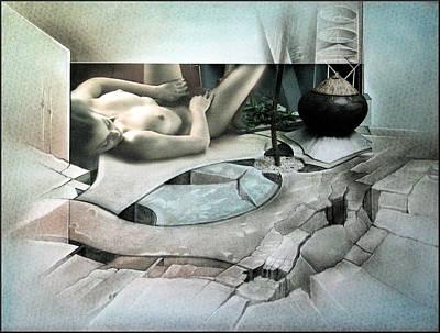 Mixed Media - #18 Jarnudecomp 2003 by Glenn Bautista