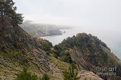 Marin County Digital Art - Sausalito by Carol Ailles