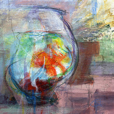 Impressionistic Still Life Painting - Rcnpaintings.com by Chris N Rohrbach