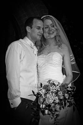 Photograph - Samandamywedding by Chris Boulton
