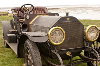 Photograph - 1907 Fiat Tipo 50-60 Hol-tan by Jill Reger