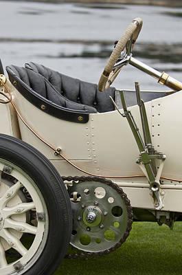 Photograph - 1911 Benz 200 Hp  - Blitzen Benz 4 by Jill Reger