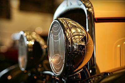 1929 Dodge Desoto Six Roadster Original by Gordon Dean II